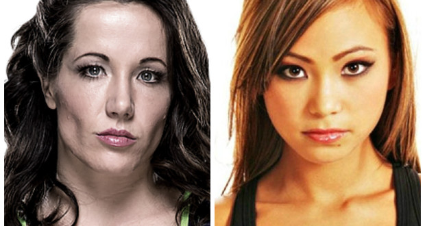 Angela Magana vs. Michelle Waterson