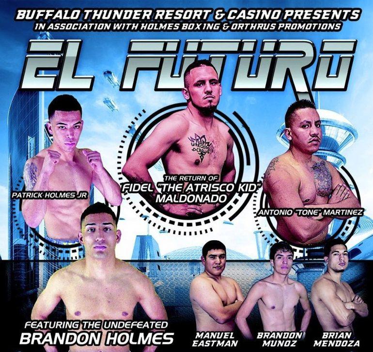 El Futuro - Holmes Boxing SF