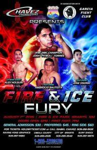 Fire & Ice Fury