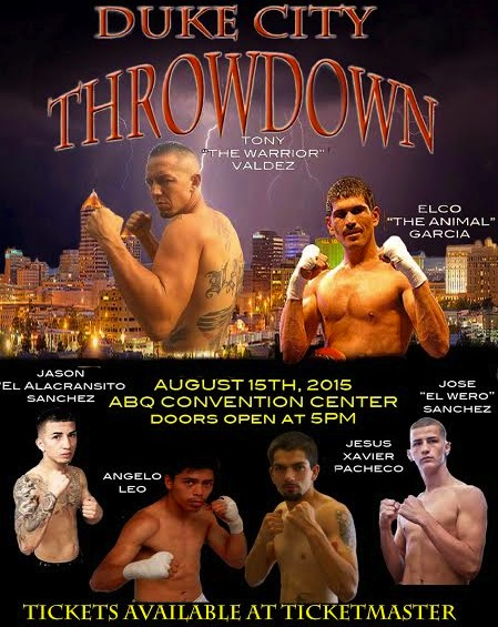 Duke City Throwdown