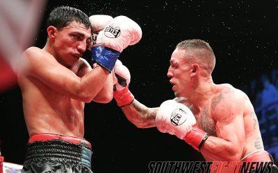 Tony Valdez vs. Hollewood Raymond Montes
