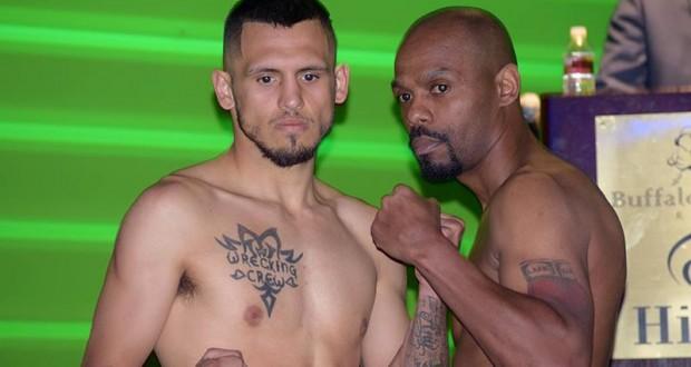 Fidel Maldonado Jr. vs Clark