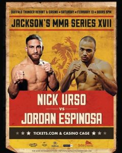 Jackson's MMA Series XVII