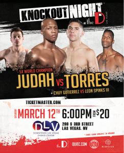 Judah vs. Torres