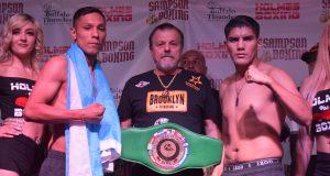 Juan Garcia Mendez vs. Juan Jose Velasco