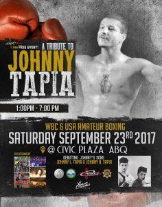 Johnny Tapia Community Center