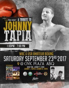 Johnny Tapia Community Center
