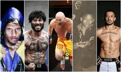 Fidel Maldonado Jr., Damacio Page, Keith Jardine, Earl Large, Joey Villasenor