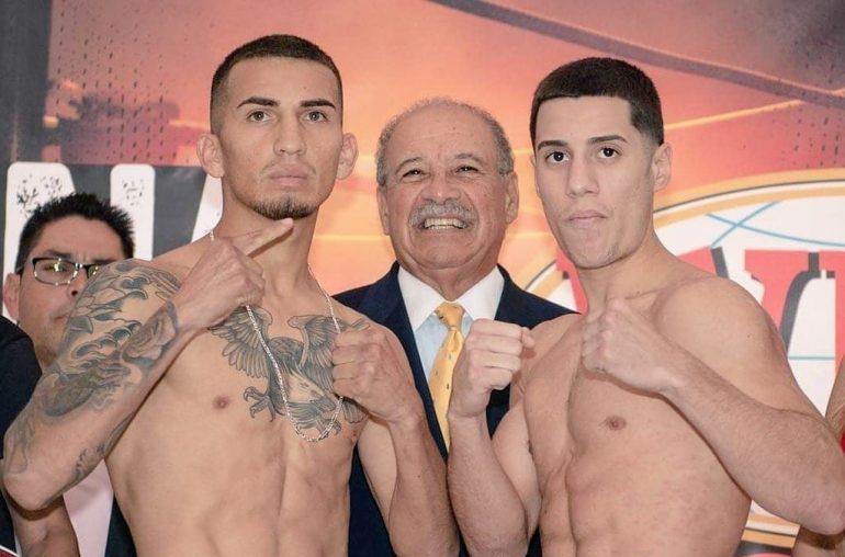 Jason Sanchez vs. Jean Carlos Rivera