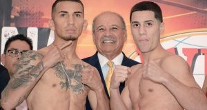 Jason Sanchez vs. Jean Carlos Rivera